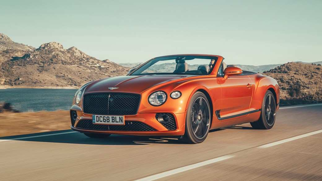 83 All New 2019 Bentley Continental Gtc Exterior And Interior