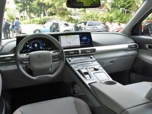 83 All New 2019 Hyundai Nexo Interior New Concept