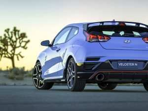 83 All New 2019 Hyundai Veloster N Configurations