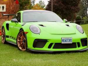 83 All New 2019 Porsche 911 Gt3 Rs Redesign and Concept