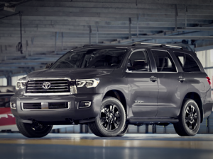 83 All New 2019 Toyota Sequoia Redesign Concept and Review