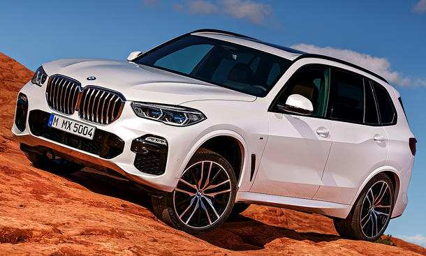 83 All New 2020 BMW X5 Hybrid New Review