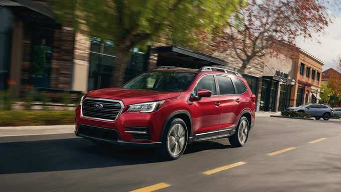 83 All New 2020 Subaru Ascent Release Date Overview