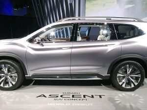 83 All New 2020 Subaru Ascent Release Date Price