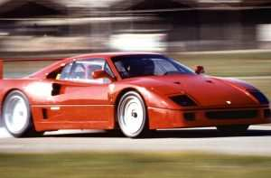 83 All New Ferrari F40 2020 Performance
