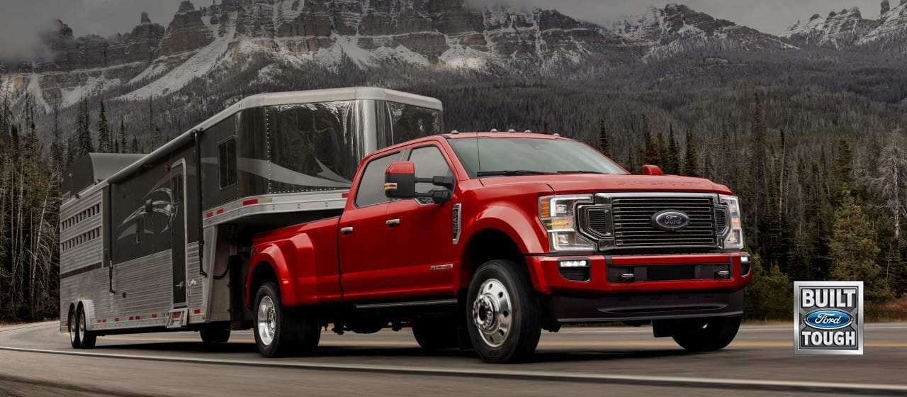 83 All New Ford Super Duty 2020 Concept And Review