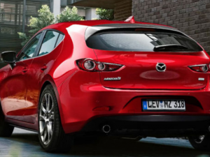 83 All New Mazda 3 2020 Release Date Redesign and Concept