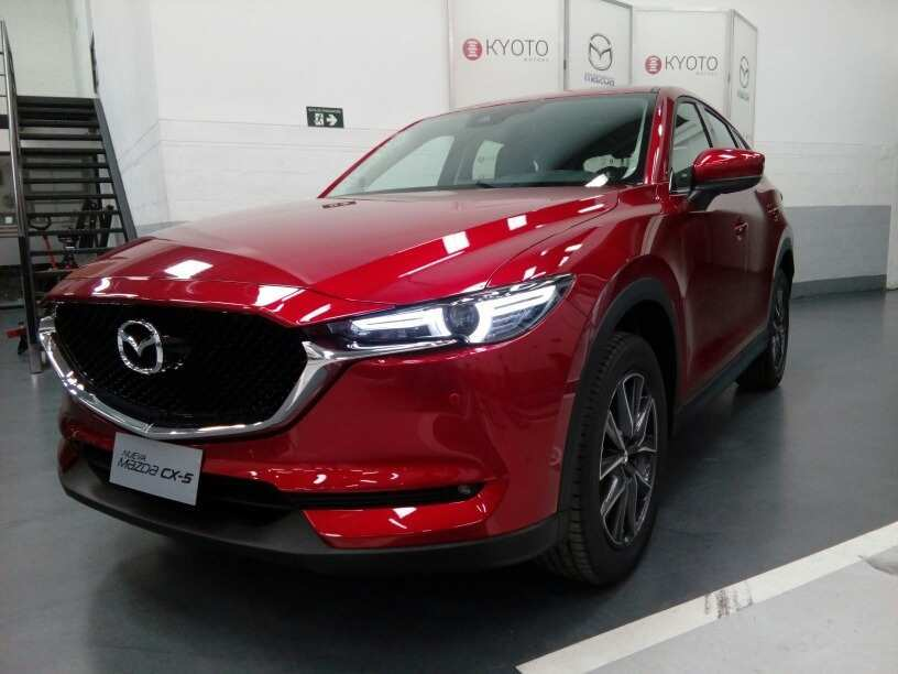 83 All New Mazda Cx5 Grand Touring Lx 2020 Release Date