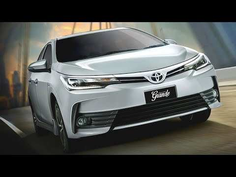 83 All New Toyota Gli 2019 Configurations