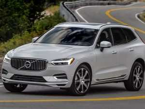 83 All New Volvo Xc60 Model Year 2020 New Review