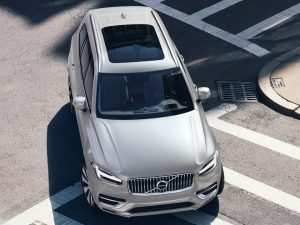 Volvo Xc90 2020 Youtube