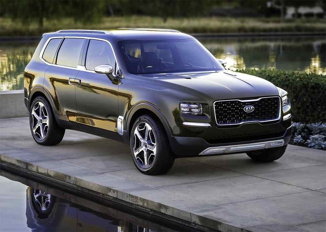 83 Best 2019 Kia Mohave Review
