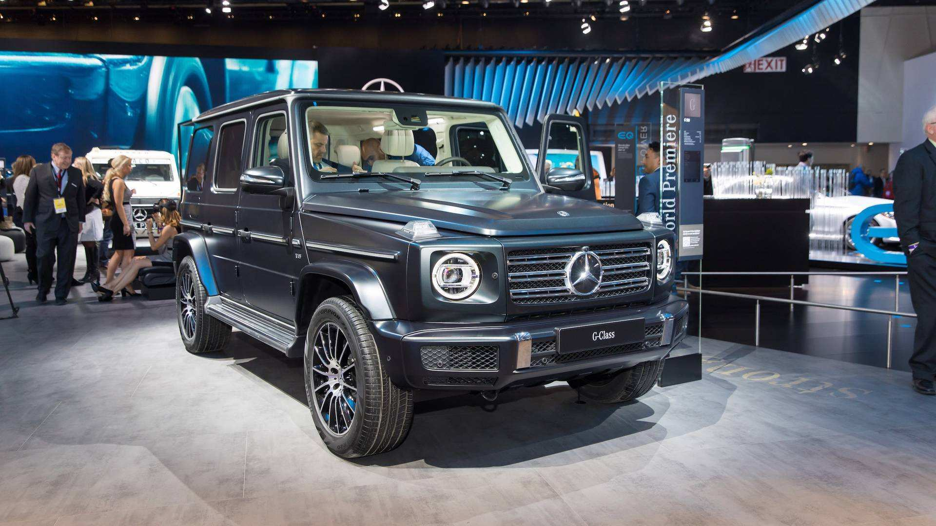83 Best 2019 Mercedes G Class Redesign And Concept