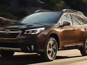 83 Best All New Subaru Outback 2020 First Drive