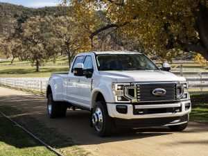 83 Best Ford Powerstroke 2020 Concept
