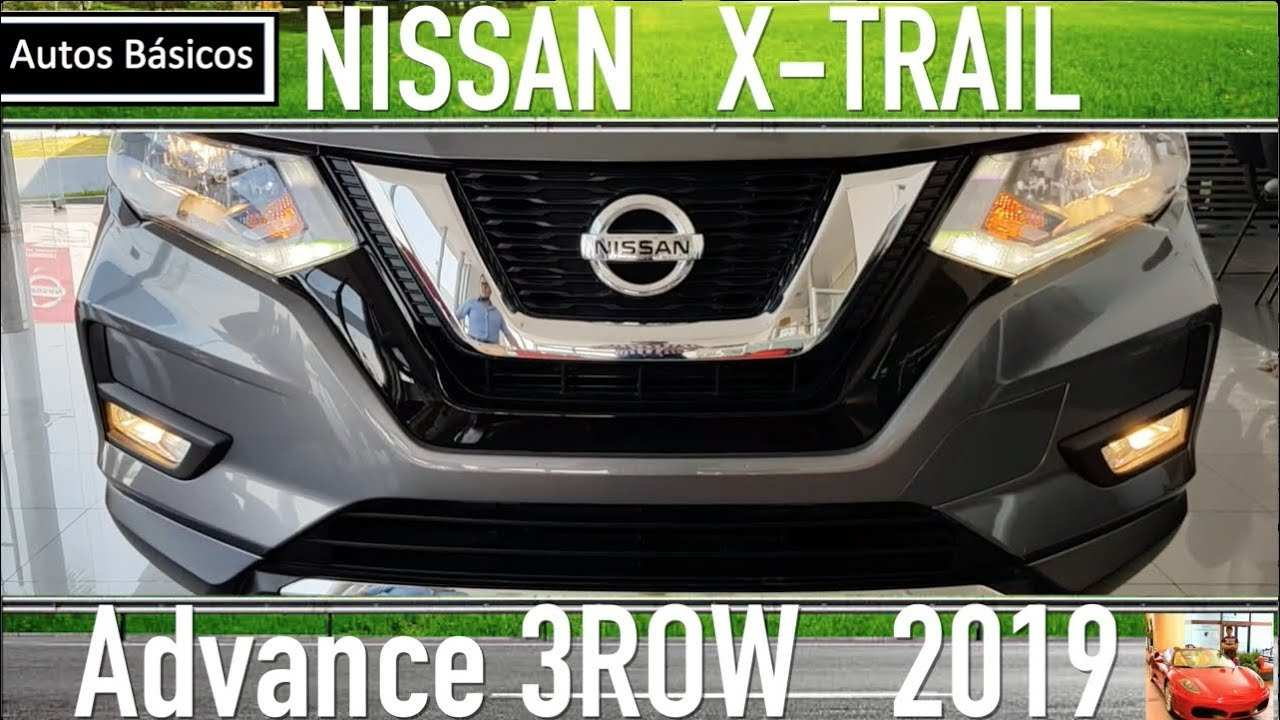 83 Best Nissan X Trail 2020 Interior Engine