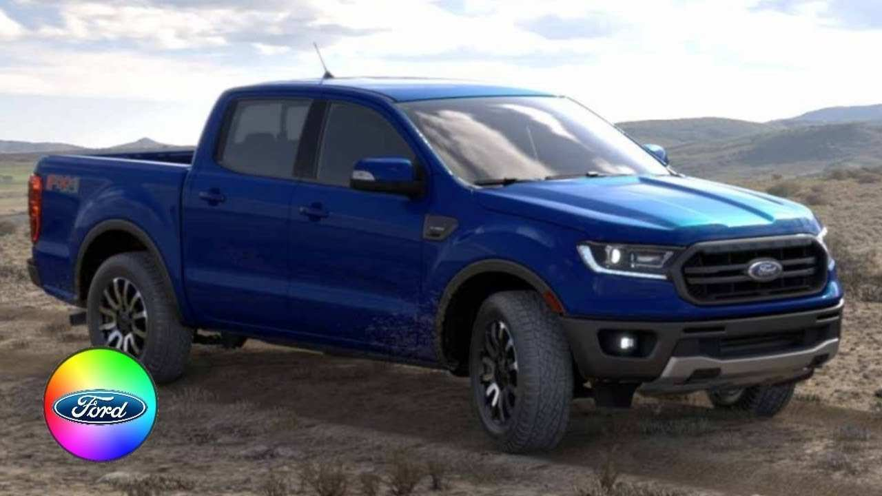 83 New 2019 Ford Ranger Youtube First Drive