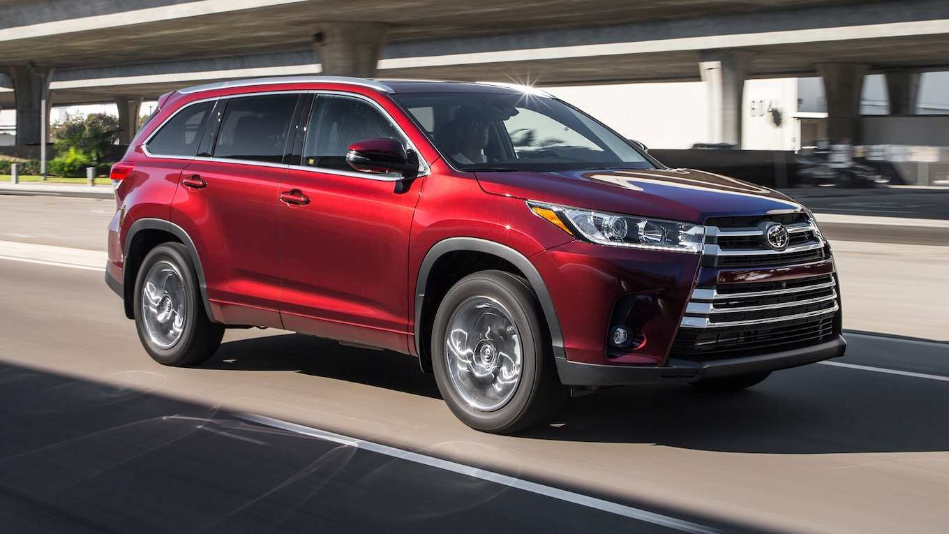 83 New 2019 Toyota Redesign Configurations