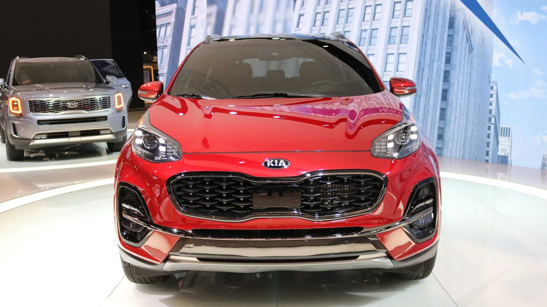 83 New 2020 Kia Vehicles New Review