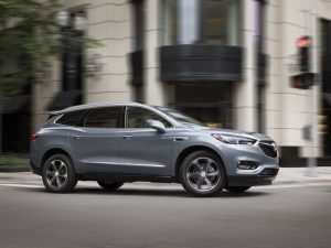 83 New Buick Enclave 2020 Model