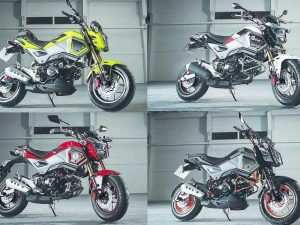 83 New Honda Grom 2020 Redesign and Review