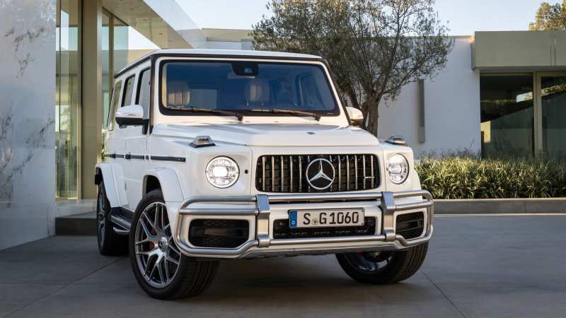 83 New Mercedes 2019 G Wagon Specs And Review