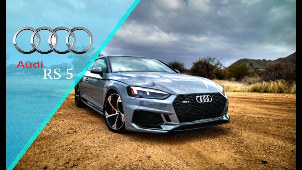 83 New New 2019 Audi Rs5 Price And Release Date