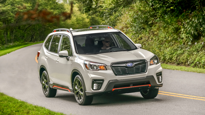 83 New Subaru Forester 2020 Review Configurations