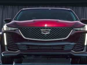 83 The 2019 Cadillac Ct5 Redesign and Review