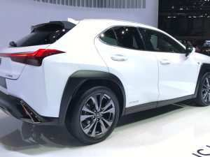 83 The 2019 Lexus Ux Price Canada Reviews