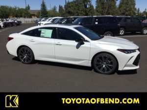 83 The 2019 Toyota Avalon Xse Model