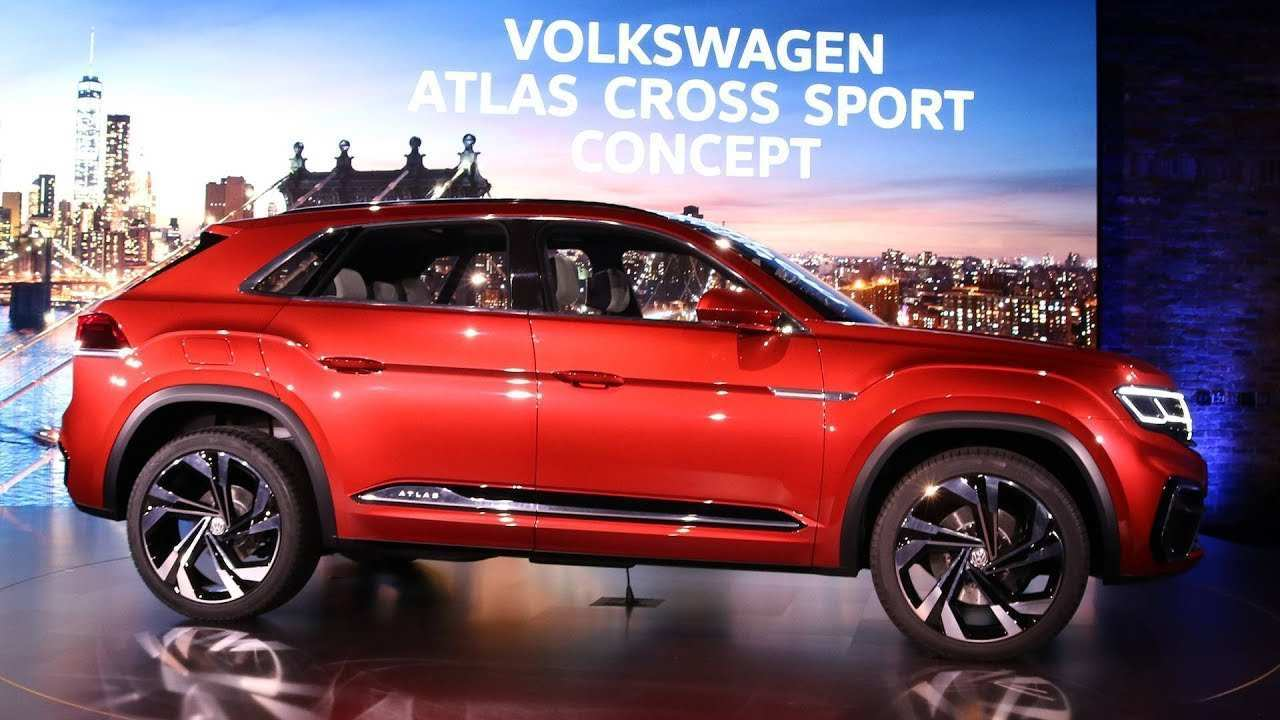 83 The 2019 Volkswagen Cross Sport Review And Release Date