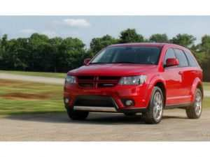 83 The 2020 Dodge Journey Spy Photos Model