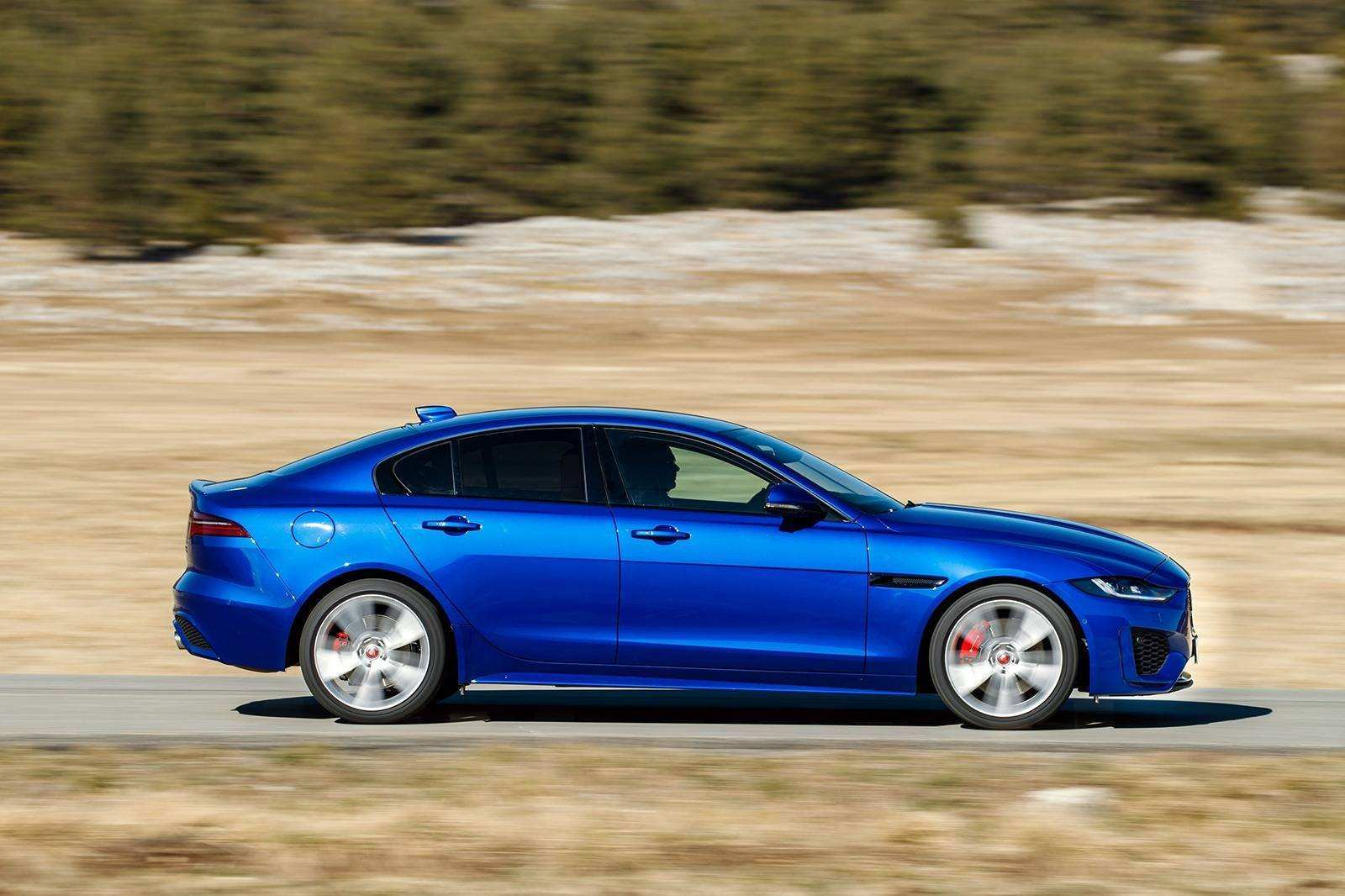 83 The 2020 Jaguar Xe Release Date Exterior And Interior