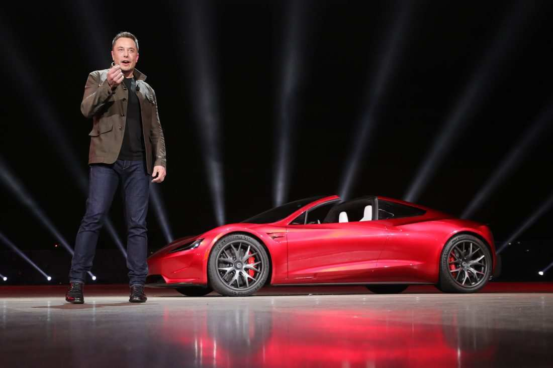 83 The 2020 Tesla Roadster 0 60 Picture
