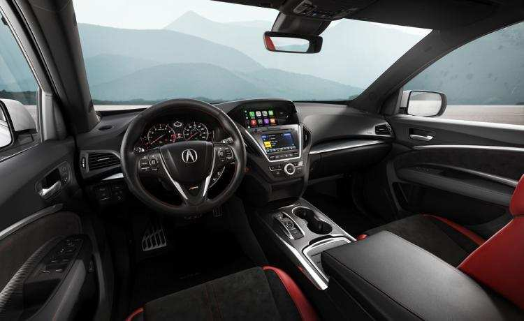 83 The Acura Mdx Changes For 2020 Price And Review