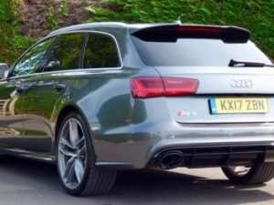 83 The Audi Rs6 2020 Picture