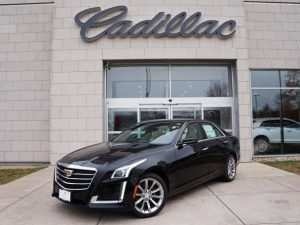 83 The Best 2019 Cadillac Cts Pricing