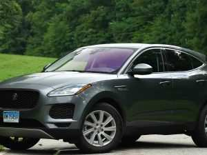 83 The Best 2019 Jaguar E Pace First Drive