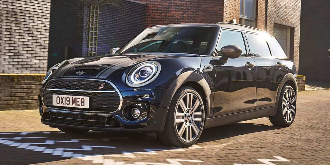 83 The Best 2019 Mini Cooper Clubman New Model And Performance