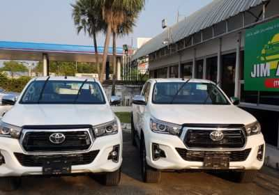 83 The Best 2019 Toyota Hilux Facelift Exterior And Interior