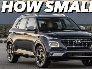 83 The Best 2020 Hyundai Venue Youtube Price and Release date