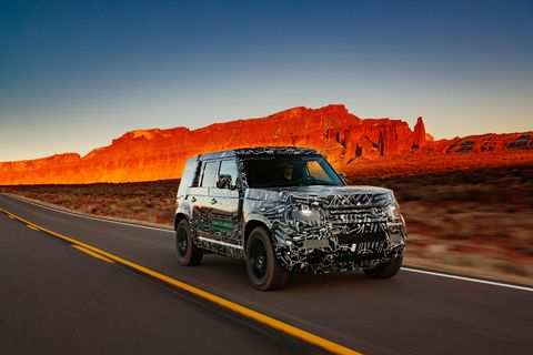 83 The Best 2020 Land Rover Road Rover Spy Shoot