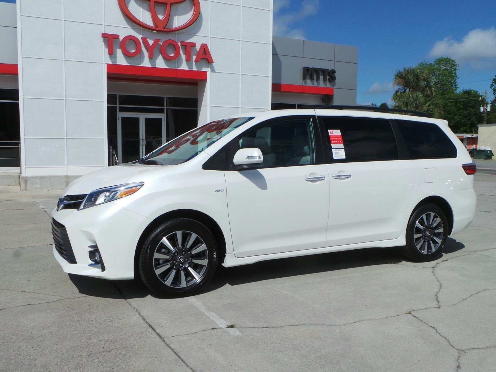 83 The Best 2020 Toyota Van New Model And Performance
