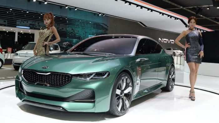83 The Best Kia Concept 2020 Release Date And Concept