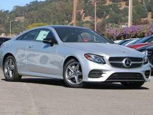 83 The Best Mercedes E450 Coupe 2019 Release