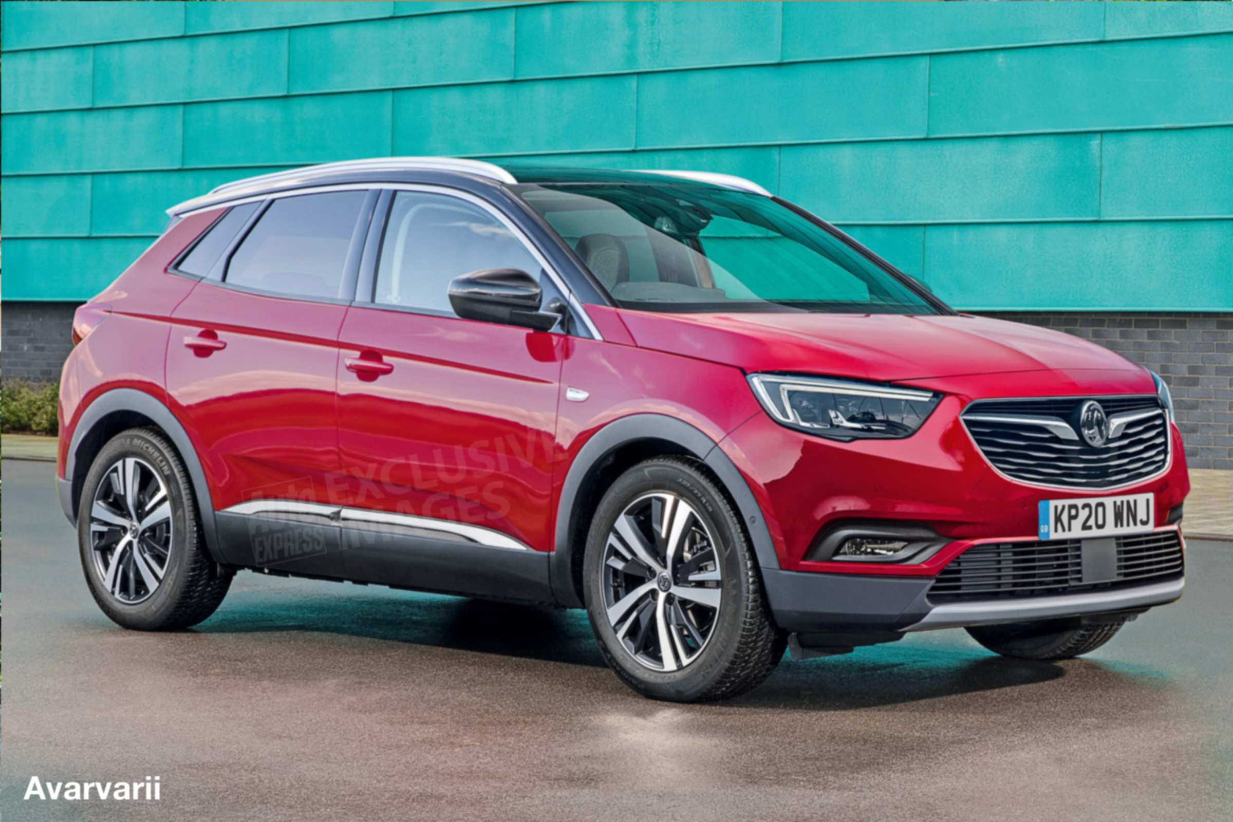 83 The Best Uj Opel Mokka X 2020 Price and Review