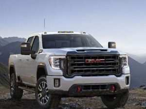 83 The Gmc Vehicles 2020 Concept