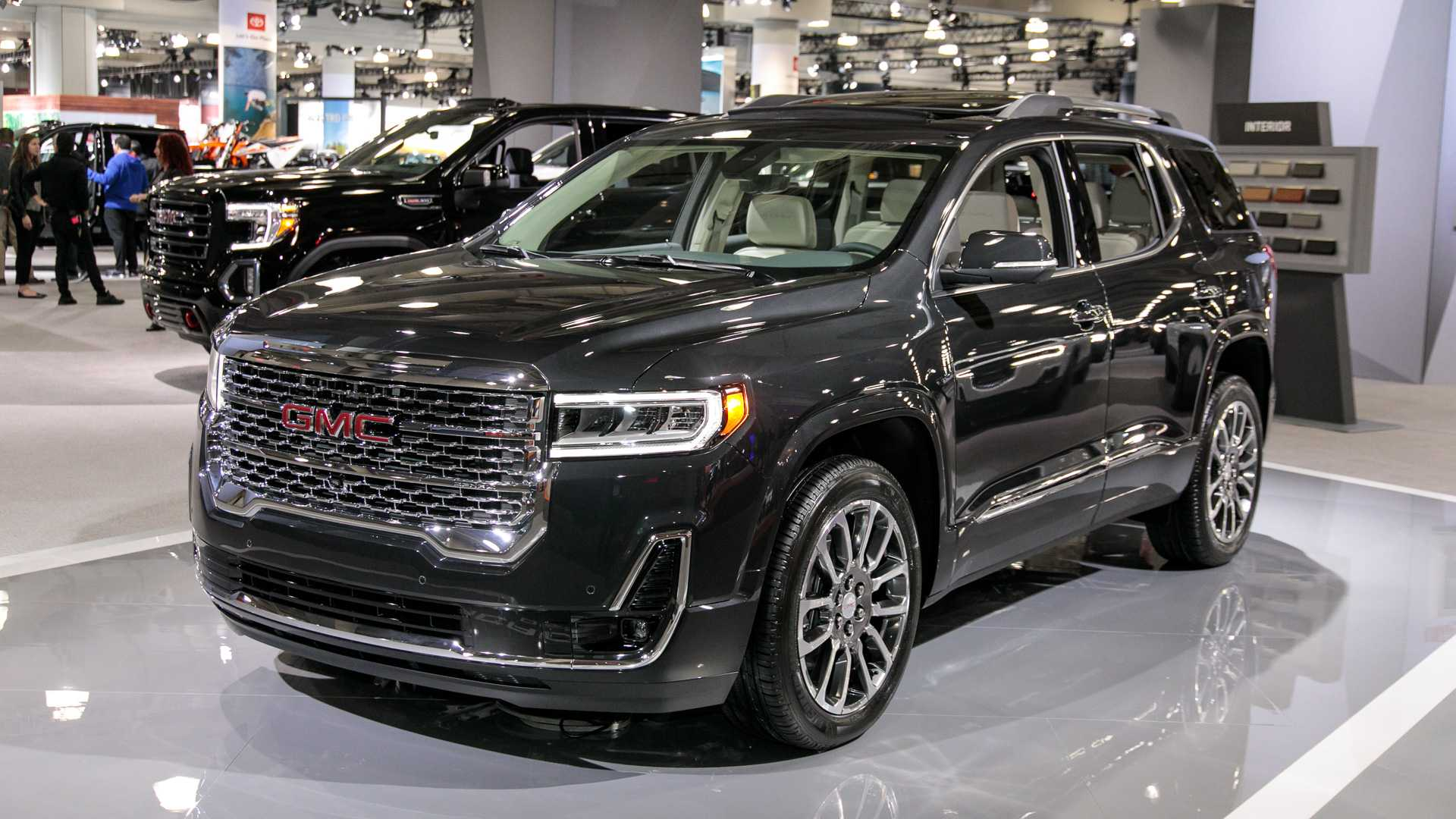 83 The Gmc Vehicles 2020 Rumors