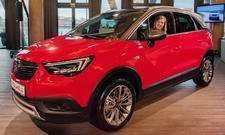 83 The Opel Crossland 2020 Performance